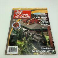 Guage Rail Roading Aug 2019  Jim Seacrest 0 Scale Empire New Haven RR Tower