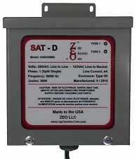 Whole House Surge Protector, Energy Savings, Power Factor Saver, Kvar Unit 1200
