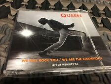 Queen We Will Rock You Live At Wembley Parlophone