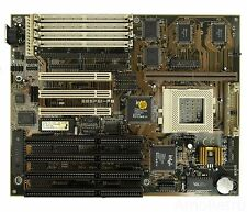 586F61-PB - Intel FX66 - Socket 7 Mohterboard - PCI & ISA Slots für DOS/WIN