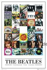 The BEATLES Through the Years   Poster 92x61 cm