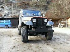 jeep cj5  v8 5,9 amc  Edelstahl body 2x dana 44 usw