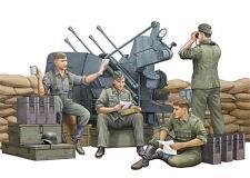Trumpeter 00432 German Anti-Aircraft Gun Crew NEU OVP -