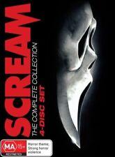 Scream 1-4 Boxset : NEW DVD