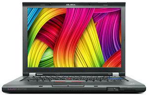 Lenovo IBM THINKPAD T410 Intel i5 2,4Ghz 4Gb 160Gb Windows 7 2537-W4W B