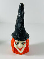 Vintage Gurley Halloween Witch Candle #2