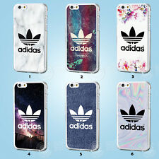 Adidas Logo Cover Case for iPhone 8 7 SE 6 6S Plus 5S 5C 4S 49