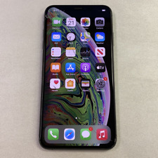 Apple iPhone XS Max - 256GB - Gray (Unlocked) (Read Description) BJ1200