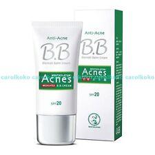 [Sale] MENTHOLATUM MEDICATED ANTI ACNE ACNES BB CREAM SPF20 SALICYLIC ACID 30g