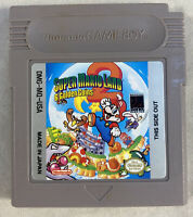 Super Mario Land 2: 6 Golden Coins (Nintendo Game Boy, 1992) GB Authentic Tested