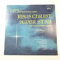 "Hits From Rock Opera ""Jesus Christ Superstar"" S5252 VG+ Vinyl LP W10"