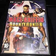 Mace Griffin Bounty Hunter 4 Disco PC CD ROM