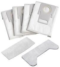 THOMAS 787230 Hygiene Filter Set für Staubsauger TWIN GENIUS HYGIENE T2 SYNTHO