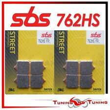 Pasticche Anteriori SBS HS Sinter Per KTM SUPER DUKE R 990 2007 2008 2009 762 HS
