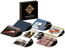 Simple Minds  – The Vinyl Collection 79-84 ; 7-LP Box Set ; New & Sealed