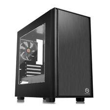 Thermaltake Versa H17 Carcasa Torre Ordenador Negro Midi - USB 3.0
