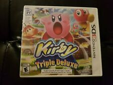 Kirby Triple Deluxe [3DS] [Nintendo 3DS] [2017] [Complete!]