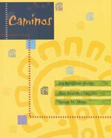Caminos Paperback Joy Renjilian-Burgy