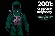 2001: A Space Odyssey Green Discovery Astronaut 1/6 Scale Figure 031ER09
