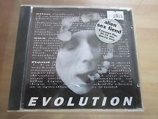 ALIEN SEX FIEND - EVOLUTION - CD       (B)