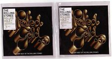"""ROLLING STONES """"Rolled Gold+"""" 2 CD  EXTREME  RARE PROMO"""