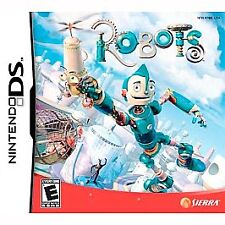 Robots (Nintendo DS, 2005) GAME AND BOX NICE SHAPE NES HQ