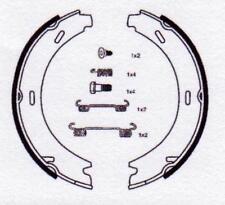 Mercedes A, B, C, E, CLK, SLK, Rear Hand Brake Shoes With Fitting Kit