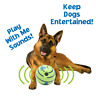 10cm Wobble Wag Giggle Ball Interactive Dog Toy Funny Sounds Pet Puppy Chew Toys