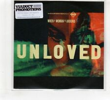 (HF531) Unloved, When A Woman Is Around - 2016 DJ CD