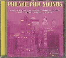 Philadelphia Sounds - Harold Melvin/The O'Jays/Mfsb/Billy Paul/Jacksons Cd Ex