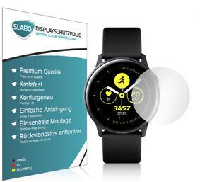Slabo Displayschutzfolie für Samsung Galaxy Watch Active (4er Set) KLAR