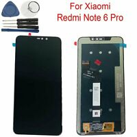 New For Xiaomi Redmi Note 6 Pro Touch Screen LCD Display Digitizer Assembly