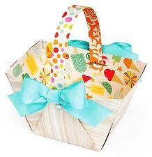 Sizzix Bigz L Basket #2 die #659897 Retail $29.99 SWEET FUN by Lori Whitlock