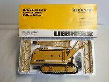 Conrad 2831/02 Liebherr HS 885HD Litronic Crawler Crane 1/50