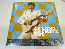 "Elvis Presley As Long As I Have You - 2017 LP Vinilo 12"" - 12 tracks - NUEVO"