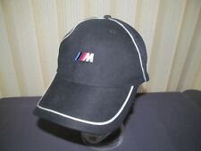 BMW M Series luxury auto motorcycle racing driving ball hat cap golf black