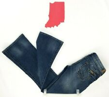 """Silver Jeans Tina Womens Size 26 28x31"""""""