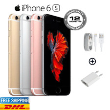 Apple iPhone 6S 16GB 32GB 64GB 128GB Spacegrau Rosegold Gold Silber Smartphone