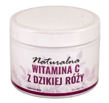 Vital Vitamins Natural Vitamin C 1000 mg from Wild Rose Powder 300g, FREE P&P