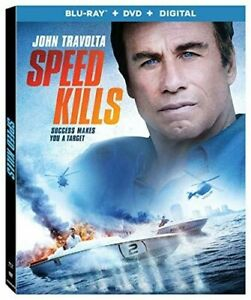 Speed Kills [New Blu-ray] With DVD, Widescreen, 2 Pack, Ac-3/Dolby Dig