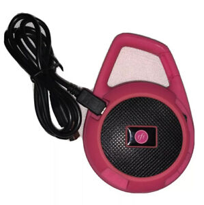 The Everyday Wireless Speaker Hot Pink Used Excellent Condition! FabFitFun Cylo