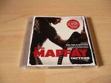 Doppel CD Peter Maffay - Tattoos - Exklusive Weltbild-Edition