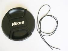 Tapas Nikon para objetivos para cámaras