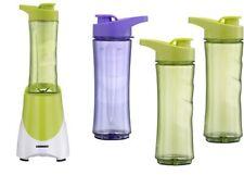 Smoothie-Maker mit 4 Becher to go Mini-Standmixer Mixer Milchshaker Blender