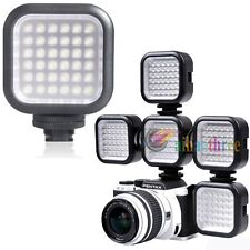 Godox 36 LED Video Light Lighting Fr DSLR Camera Camcorder DV Canon Nikon Pentax