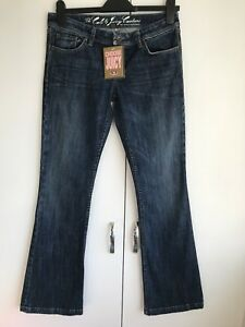 Juicy Couture ladies NEW flare jeans size 27 fits uk 10 🌏
