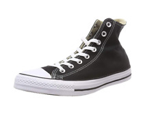 Converse Chuck Taylor All Star Hi Top Shoe Size Mens 9.5/ Womens 11.5 - Black/White
