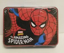 MARVEL COMICS The Amazing Spider-Man  Playing Card Set With Collector Tin NEW