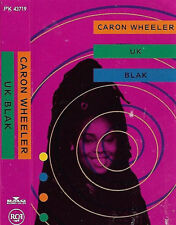 Caron Wheeler ‎UK Blak CASSETTE SINGLE Electronic Downtempo, RnB/Swing