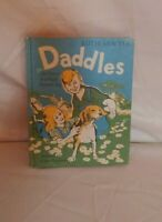 Daddles The Story of a Plain Hound Dog Vintage 1964 Hardcover By Ruth Sawyer